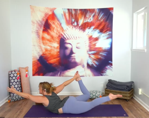 The Reset: Move Your Prana
