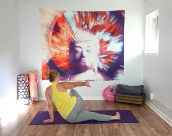 Vigorous Vinyasa: Stimulating the Uru Marmani